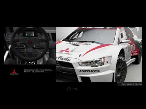Gran Turismo®SPORT β Version - DEMO