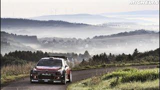 Shakedown - 2017 WRC Rallye Deutschland - Michelin Motorsport