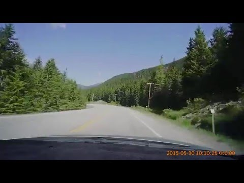 Scenic Hwy's of N America -- Princeton/Hope Hwy BC, Canada, Part 2 in HD