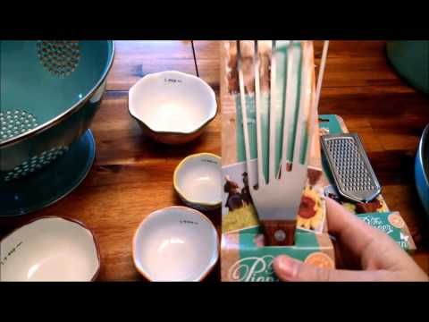 Ree Drummond The Pioneer Woman Collection from Walmart REVIEW