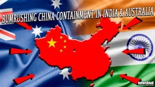 Bumrushing China Containment in India and Australia