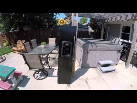 GE Fridge Water dispenser Unfrozen