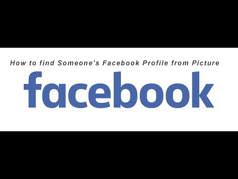 How to find Someone's Facebook Profile from any Picture | Facebook | Bangla Tutorial