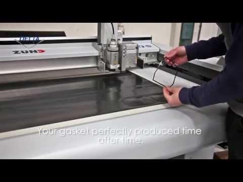 Neoprene Gasket Cutting