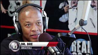 Dr. Dre FULL INTERVIEW (Part 1)   BigBoyTV