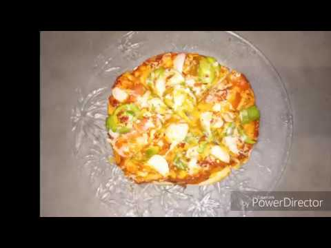 How to make pizza/Pizza recipe in Hindi/ veg. Pizza/ pizza / fast food
