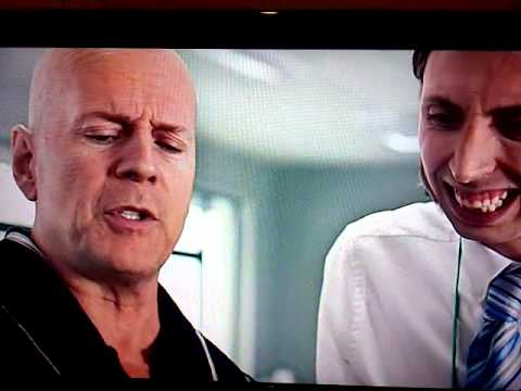 Bruce Willis Sky Baldband