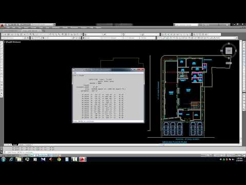 How to find area in AutoCad