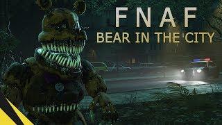 [SFM] Lima Malam di Freddy's: Beruang di Kota | Animasi FNAF