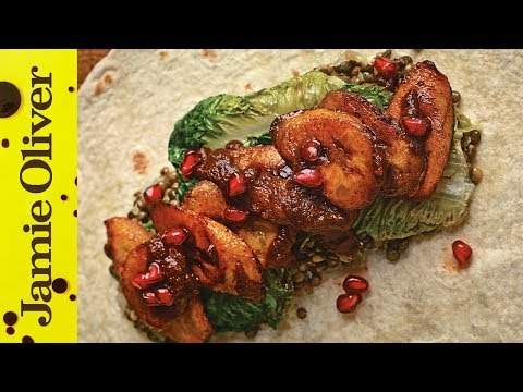 The Ultimate Veggie Burrito | Shay Ola