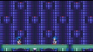 Knuckles Give Up Screen / Sonic Exe The Destiny