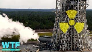 NASA's nuclear rocket program is making a comeback