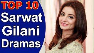 Top 10 Best Sarwat Gilani Dramas List