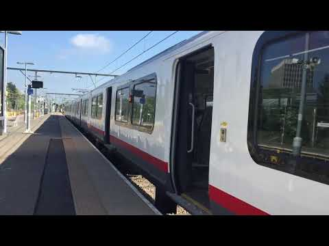 Greater Anglia Class 321 312 Walkthrough Refurbished Unit at Southend Victoria