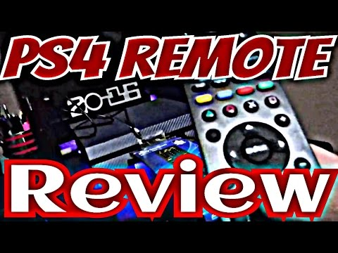 PS4 Remote Review (Netflix, TV, & Direct TV)