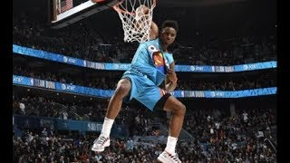 Diallo SOARS Over Shaq For An Unforgettable Perfect Score! | 2019 NBA All-Star
