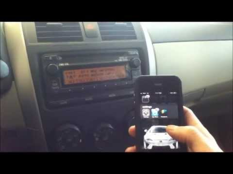 Bluetooth - Toyota Corolla, Rav4, Matrix