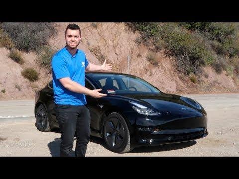 The $35,000 Tesla Model 3 Is Actually AMAZING