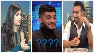 "Zayn Malik and Sham Idrees are cousins?! (""Let"