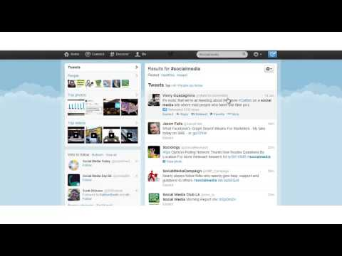 Twitter For Businesses Set Up