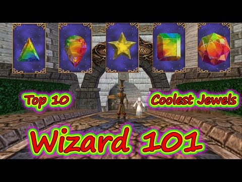 Wizard101: Top 10 Coolest Jewels, & Where to Get Them