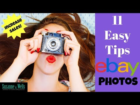 How to Take Photos for eBay: Increase Sales and Save Time