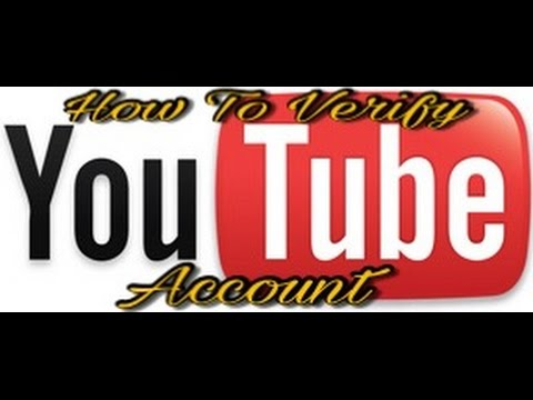 How To Verify Your YouTube Account From {IPad/IPhone/IPod}