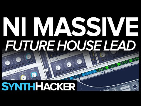 Massive Tutorial - Future House Lead (Curbi/Tchami/Oliver Heldens)