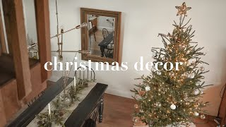 Christmas Decor House Tour 2018 | Decorate With Me