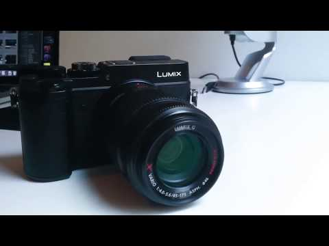 Panasonic Lumix GX8 G7 Change PAL 25P50P to 30P60P + Remove Time Limit