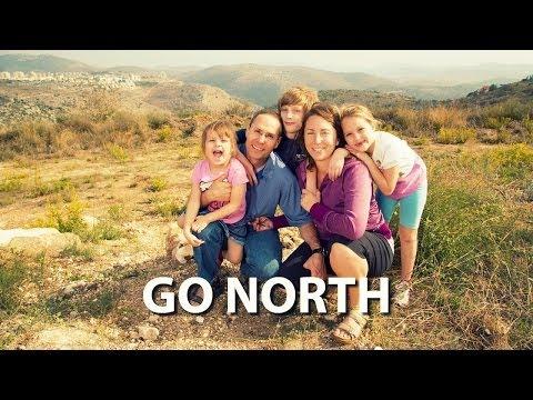 Nefesh B'Nefesh Go North Program | NBN
