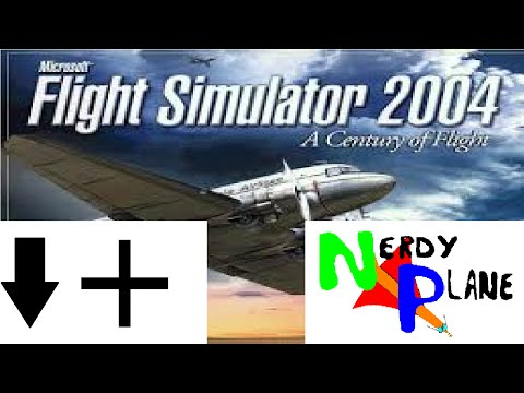 How to add Add-On Aircraft to FS2004