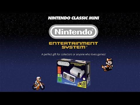 NES Classic Mini and SNES Classic Mini Return on 29 June 2018