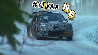 Toyota Yaris WRC 2017 | Jari-Matti Latvala | 21.12.2016 Finland