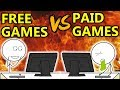 Download  Free Games VS Paid Games MP3,3GP,MP4