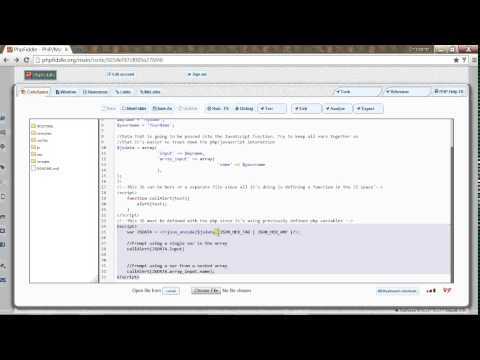 Calling a JavaScript function from PHP Ex 3