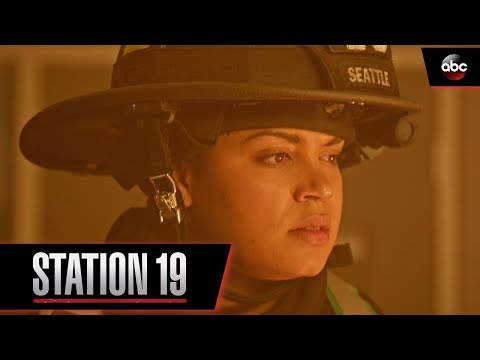 Vic Overcomes Her Fear - Station 19