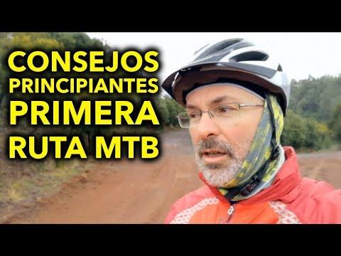 CICLISMO DE MONTAÑA - CONSEJOS PARA PRINCIPIANTES - MTB BTT - #ClaroQueSePuede