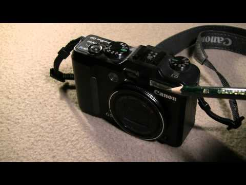 Canon G9 Digital Camera