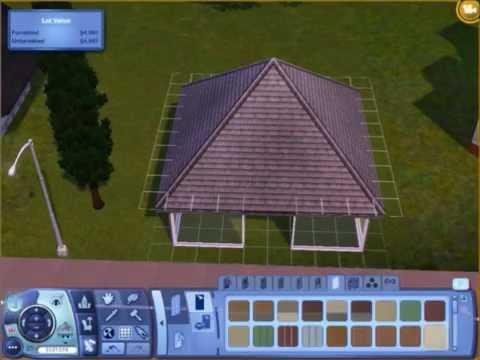 The Sims 3 Pets - Schizos' Community Garden