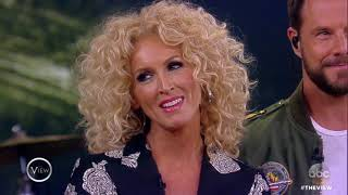 Little Big Town On Walk Of Fame Induction, New Tour   The View