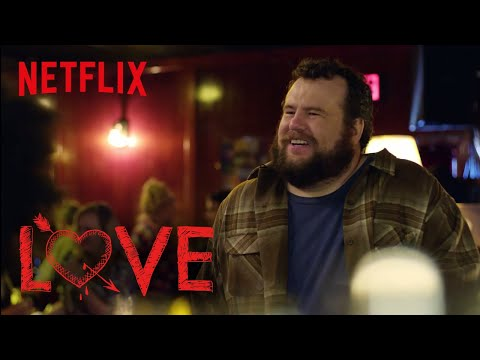 Love | Behind the Scenes: Mitch is Having a Baby | Netflix