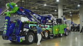 Learn from the Pros at Miller Industries Demo @ Tow Expo Dallas