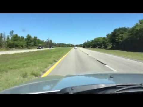 Florida Road trip Ft Myers Tampa Miami Crash