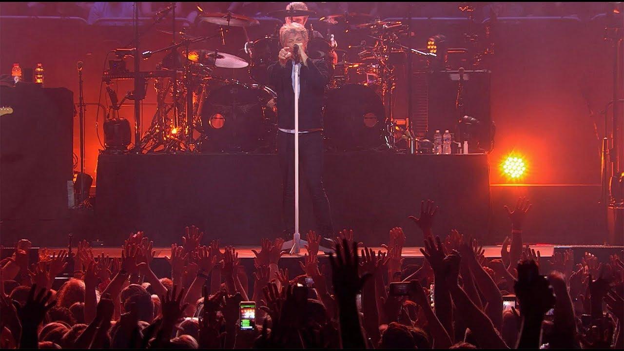 Bon Jovi: Raise Your Hands