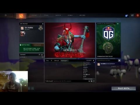 Dota 2 live stream now