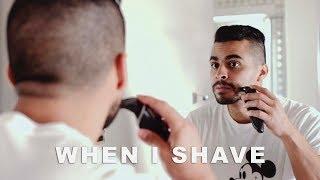 When I Shave | David Lopez