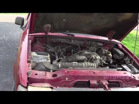 Ford Ranger Misfire Fuel Injectors