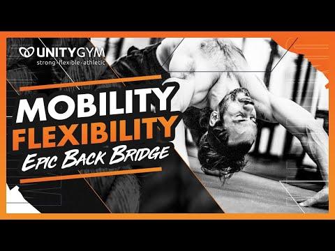 Learn How To Do A Gymnastics High Bridge And Walk Over