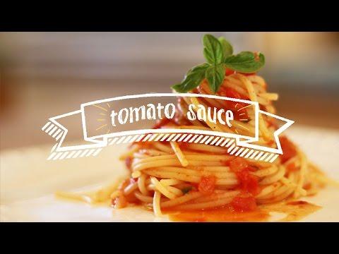 Healthy Recipes | Homemade Tomato Sauce